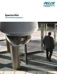 pelco spectra mini brochure - VIS Security
