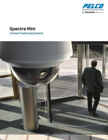 pelco spectra mini brochure - VIS Security