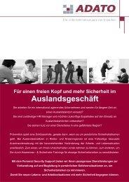 rein da - ADATO Consulting Group GmbH