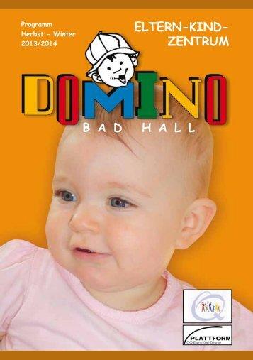 Aktuelles Programmheft (pdf) - EKIZ Domino