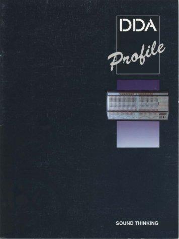 Brochure - DDA