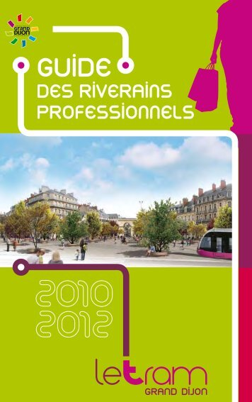 Guide des riverains professionnels - Le Tram