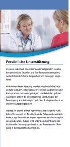 Rehaklinik Bad Bocklet: Sozialberatung - Seite 3