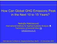 Download [PDF, 3,2 MB] - Global Climate Forum