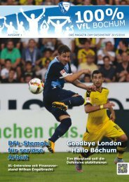 100% VfL Bochum - Ausgabe 1