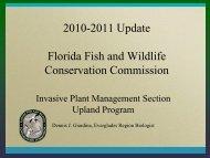 Florida Fish & Wildlife Conservation Commission (IPMS)