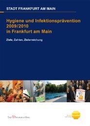 Jahresbericht 2009-2010 (pdf, 9.0 MB) - Frankfurt am Main