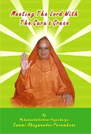 MEETING THE LORD WITH THE GURU'S GRACE - Dharam Sabha