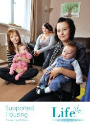 our LIFE Housing leaflet