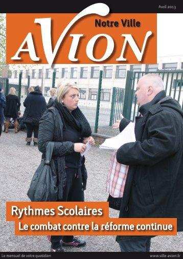 Avril 2013 - Avion
