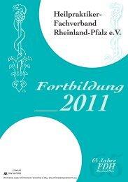Heilpraktikerfachverband Rheinland-Pfalz