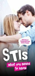 STIswhat you need to know - Life