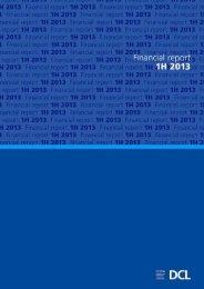 V6 DCL Rapport 1H 2013 clean - Dexia Crédit Local