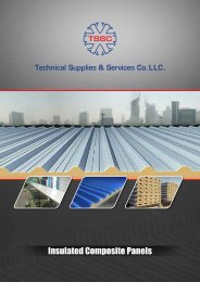 Insulated Composite Panels - Harwal Group of Companies