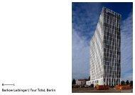 Dossier der Architekten - Total Deutschland GmbH