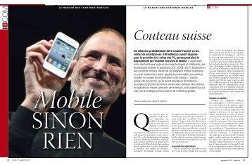 Mobile - Market