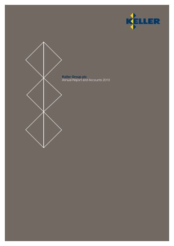 Keller Group plc Annual Report and Accounts 2010