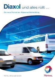 stehen - Total Deutschland GmbH