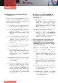 Sichere Anlieferung von Bitumen - Total Deutschland GmbH - Seite 6
