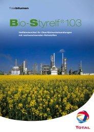 Bio-Styrelf® 103 - Total Deutschland GmbH