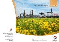 Produktübersicht - Total Deutschland GmbH