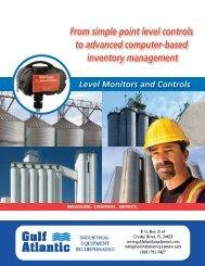 Complete Level Control Options Brochure - Concrete Batch Plants