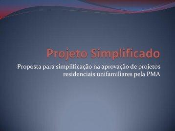 Cartilha simplificado - Prefeitura Municipal de Amparo