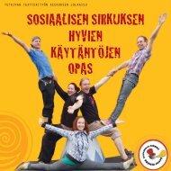 sosiaalisen sirkuksen hyvien käytäntöjen opas - Nuorisoseurat