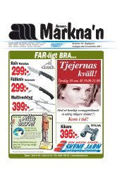 Annonsmarknan v.45
