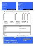 Download a pdf order form - TunnelTalk.com - Page 2