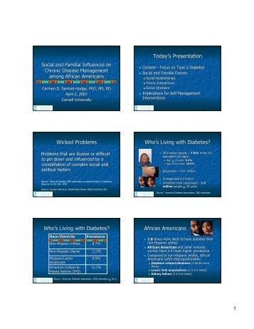 handout version - Cornell NutritionWorks - Cornell University