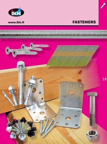 IKH tools 2007, 29. Fasteners - banope.sk