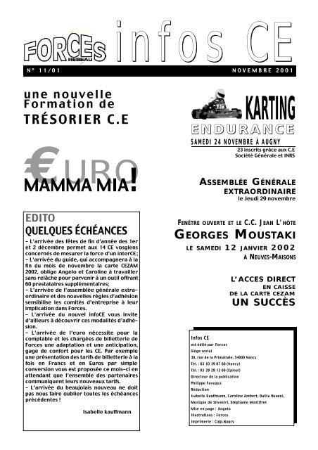 Info CE