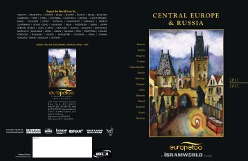 Central Europe & Russia - Isram World of Travel