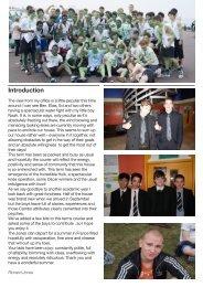 Summer 2013 - St Bede's School