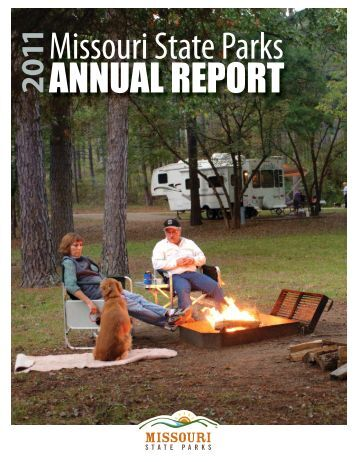 annual report.indd - Missouri State Parks