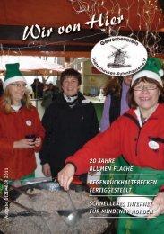 Dezember 2011 - Gewerbeverein Todtenhausen-Kutenhausen eV