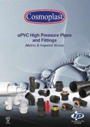 uPVC High PI'ESSUI'E Pipes - Harwal.net