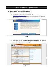 Online Visa Photo Upload Process - Online Indian Visa Form