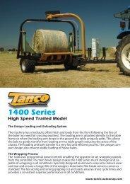 1400 Series - Tanco Autowrap