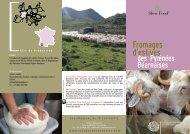 Fromages d'estives des Pyrénées Béarnaises - Slow Food France