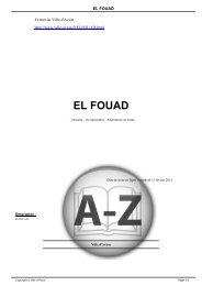 EL FOUAD - Avion