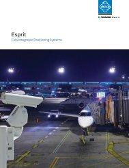 pelco esprit positioning system brochure - VIS Security