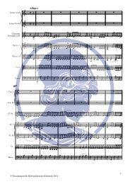 (B-Dur) für Klarinette und Orchester (Kaiser Klar 4) - hof-musik