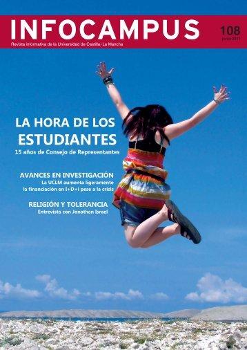 Infocampus 108.indd - Universidad de Castilla-La Mancha