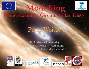 Modelling - University of St Andrews