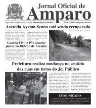 25/01/2013 - Prefeitura Municipal de Amparo