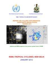 2011 - India Meteorological Department