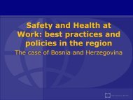 Best Practices and Policies in the Region (Boriana Gocheva)