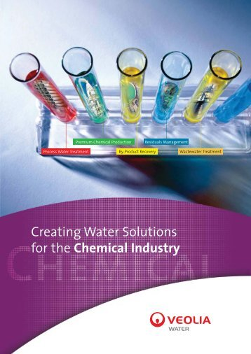 Process Water Treatment Premium Chemical Production ... - Biothane